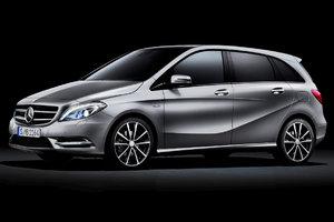 La nouvelle Mercedes-Benz Classe B 2013