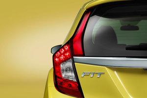 The New 2015 Honda Fit
