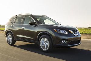 Le nouveau véhicule utilitaire compact le Nissan Rogue 2014