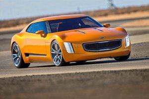Kia GT4 Stinger Concept – Kia s'attaque à la haute performance