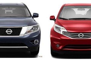 Nissan enregistre une forte hausse de ses ventes en mars