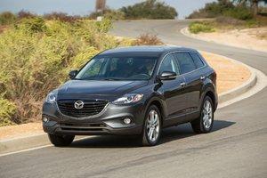 Mazda CX-9 – Aussi utile qu'agréable
