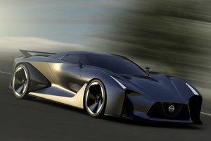 Une Nissan très spéciale pour le jeu Gran Turismo 6
