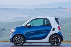 Smart dévoile la Fortwo 2015