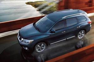 Nissan Pathfinder 2014 – Beaucoup, mais alors beaucoup d'espace!