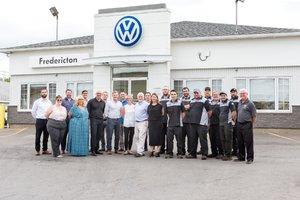 Fredericton Volkswagen Awards
