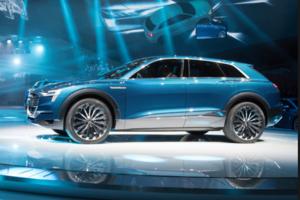 Audi E-Tron Concept Revealed