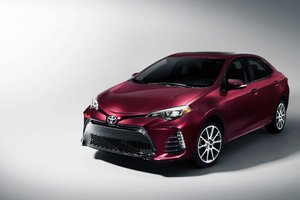Toyota Corolla 2017 : plus de tout ce que l'on aime