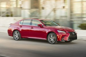 2017 Lexus GS 350 AWD and 450h: Two personalities in an upscale stylish package