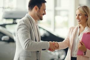 Conseiller en vente de véhicules neufs