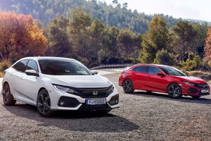 2017 Honda Civic: Its popularity is easy to understand.