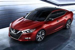 2017 Nissan Maxima: Stunning