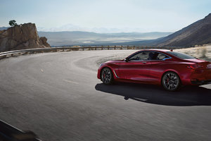 2017 Infiniti Q60: tons of power in a sleek package