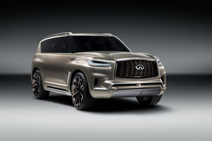 Infiniti QX80 Monograph: what Infiniti has in store for its future SUV