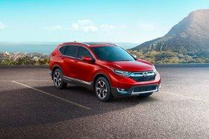 Honda CR-V 2017: le VUS compact qui fait tout