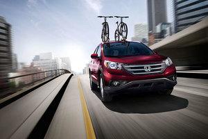 Nissan Rogue 2014 vs Honda CR-V 2014 à Montréal (Près de Laval)