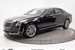 2016 Cadillac CT6 3.6L Luxury | NAV + CAMÉRA 360