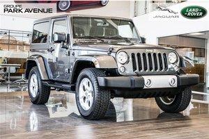 2014 Jeep Wrangler Sahara  MAGS- NAVIGATION
