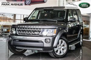 2016 Land Rover LR4 CERTIFIÉ | AIDE À LA CONDUITE + NAV