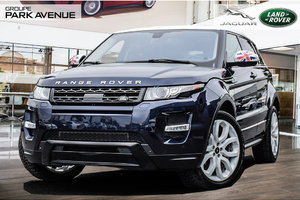 2015 Land Rover Range Rover Evoque Dynamic + NAV | 158$ par semaine! *Certifié inclus