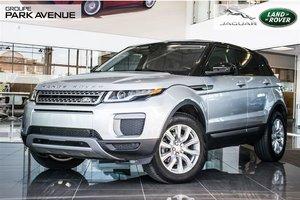 2016 Land Rover Range Rover Evoque SE *Meridan* *Certifié*