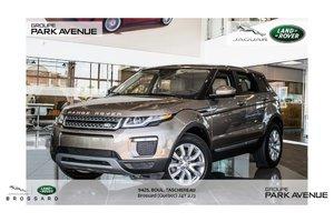 2016 Land Rover Range Rover Evoque SE + Nav | *PNEUS D'HIVER INCLUS!