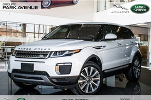 2016 Land Rover Range Rover Evoque HSE | PNEUS D'HIVER INCLUS!