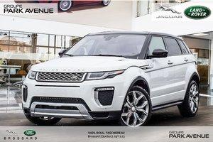 2017 Land Rover Range Rover Evoque Autobiography * PNEUS HIVER