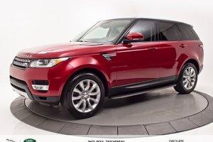 2014 Land Rover Range Rover Sport V8 Supercharged | BAS KILOMÉTRAGE!!