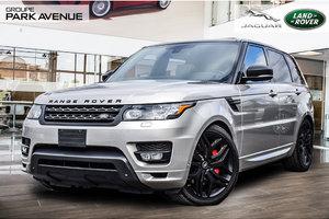 2015 Land Rover Range Rover Sport V8 Supercharged