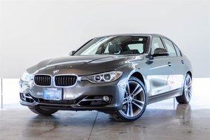 2015 BMW 328i XDrive Sedan (3B37)