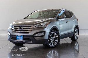 2013 Hyundai Santa Fe SE - SPORT 2.0T, AWD, BACKUP CAM, HEATED SEATS, KEYLESS, BLUETOOTH