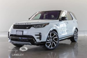 2017 Land Rover Discovery Td6 HSE Luxury - OVER 10K OFF MSRP, CPO WARR. TO MAR 2024, DIESEL, DRIVE PRO PKG, REAR ENT.