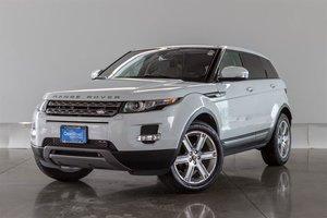 2013 Land Rover Range Rover Evoque Pure