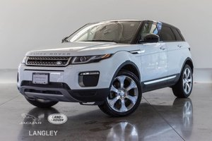 2016 Land Rover Range Rover Evoque HSE - CPO WARR. TO MAY 2022, LUXURY SEATING PKG, DRIVER ASST. PKG, INCONTROL PKG