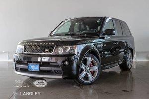 2013 Land Rover Range Rover Sport SUPERCHARGED - 510HP, HARMON KARDON, 360 CAMS, NAVI