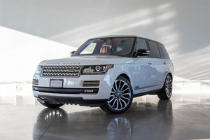 2016 Land Rover Range Rover V8 Autobiography Supercharged LWB