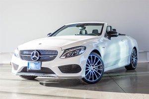 2017 Mercedes-Benz C43 AMG 4MATIC Cabriolet