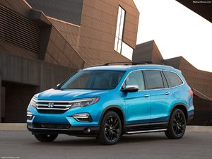 2016 Honda Pilot: It's new!