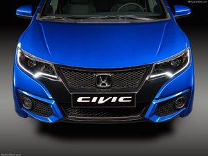 2015 Civic Si: the rebellious model of the Civic family