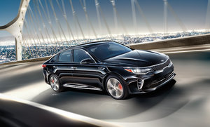 Kia Canada Inc. reports 3,601 vehicles sold in January
