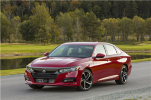 The reviews on the 2018 Honda Accord are out