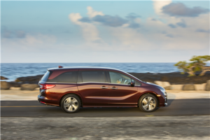 The 2018 Honda Odyssey is much, much more than a highly reliable minivan
