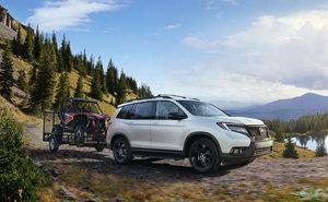 Le Honda Passport 2019 fera plaisir aux amateurs de VUS