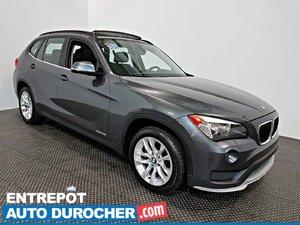 2015 BMW X1 XDrive28i AWD TOIT OUVRANT - Automatique - A/C - Cuir - Sièges Chauffants