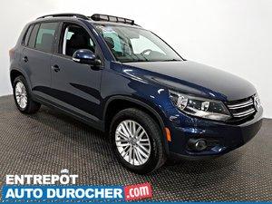 2015 Volkswagen Tiguan AWD TOIT OUVRANT - Automatique - A/C - Caméra de Recul - Sièges Chauffants