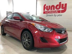 2013 Hyundai Elantra GLS w/heated front seats, $78 B/W O.A.C NO ACCIDENT