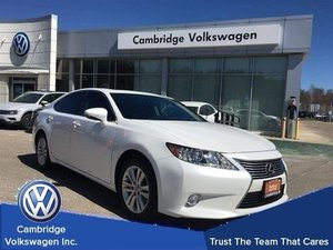 2013 Lexus ES350  With Leather & Navigation Package
