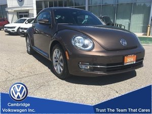 2014 Volkswagen The Beetle Highline 1.8 Turbo With Free Winter Tires
