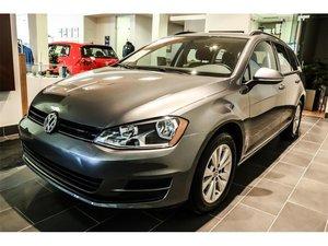 Volkswagen Golf Sportwagon Trendline 2016